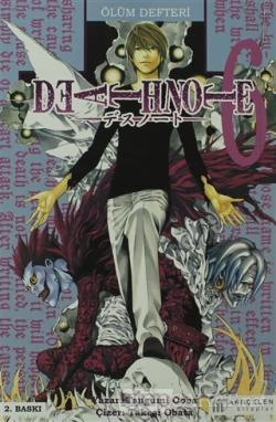 Death Note - Ölüm Defteri - Cilt: 6