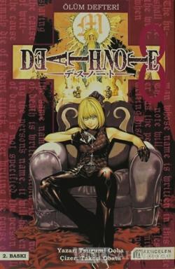 Death Note - Ölüm Defteri 8