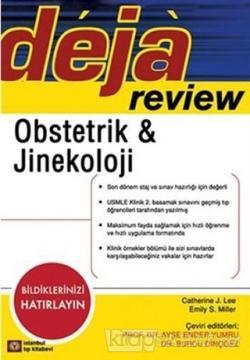 Deja Review - Obstetrik ve Jinekoloji