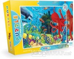 Deniz Canlıları - Puzzle (BF150)