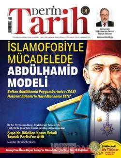Derin Tarih Aylık Dergisi Sayı: 105 Aralık 2020