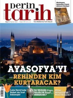 Derin Tarih Aylık Tarih Dergisi Sayı: 3 Haziran 2012