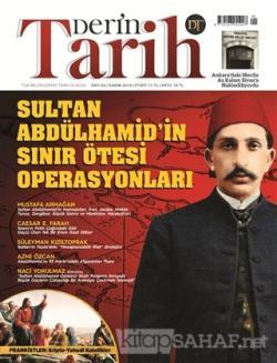 Derin Tarih Dergisi Sayı: 92 Kasım 2019