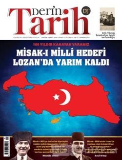Derin Tarih Dergisi Sayı: 96 Mart 2020