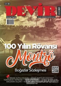 Devir Dergi Sayı: 15 Nisan 2021