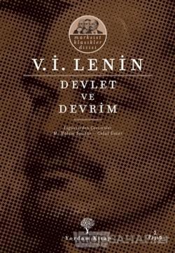 Devlet ve Devrim - Vladimir İlyiç Lenin | Yeni ve İkinci El Ucuz Kitab
