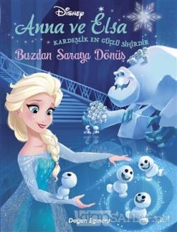 Disney - Anna ve Elsa Buzdan Saraya Dönüş