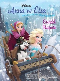 Disney Anna ve Elsa - Erindel Kupası
