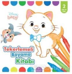 Disney Baby - Tekerlemeli Boyama Kitabı