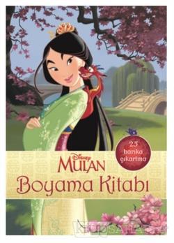 Disney Mulan Boyama Kitabı