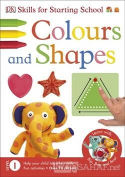 DK - Colours and Shapes - Get  Ready for School 1