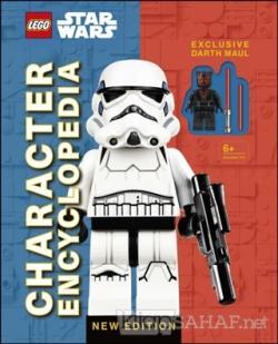DK - Lego Star Wars Character Encyclopedia (Ciltli)