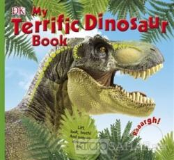 DK - My Terrific Dinosaur Book