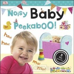 DK - Noisy Baby Peekaboo! (Board Book)