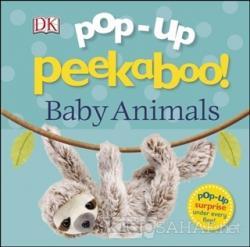 DK - Pop-Up Peekaboo! Baby Animals
