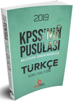 2019 KPSS nin Pusulası Türkçe Konu Anlatımlı