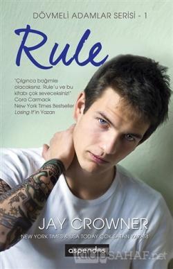 Rule - Jay Crownover | Yeni ve İkinci El Ucuz Kitabın Adresi