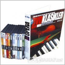 DVD Klasikler - Opera Fasikül Seti + 10 DVD Hediye