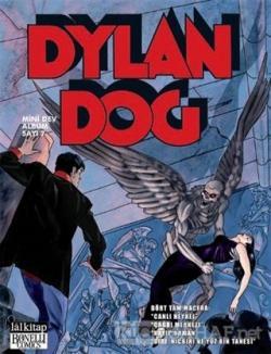 Dylan Dog Mini Dev Albüm Sayı: 7 Canlı Heykel