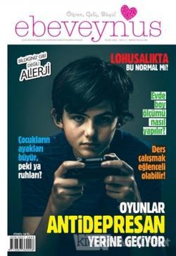 Ebeveynus Dergisi Sayı: 3 Ocak 2020