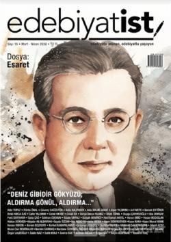 Edebiyatist Dergisi Sayı: 16 Mart - Nisan 2018