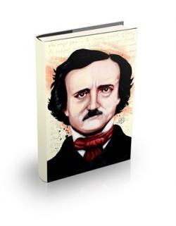 Edgar Allan Poe Sert Kapaklı Defter