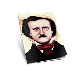 Edgar Allan Poe Yumuşak Kapaklı Defter