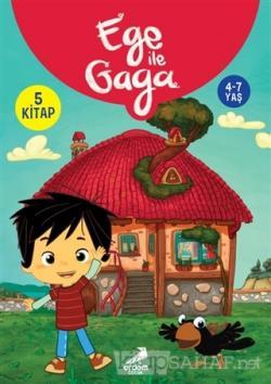 Ege ile Gaga (5 Kitap)