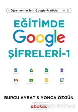 Eğitimde Google Şifreleri - 1