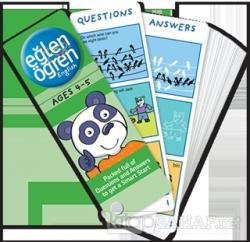 Eğlen Öğren English Time Card (4-5 Ages)