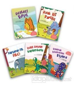 Eğlenceli Hikayelerle Kazanımlar Serisi (5 Kitap Takım)