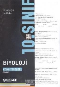 Eksen 10. Sınıf Biyoloji Konu Testleri
