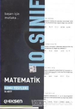 Eksen 10. Sınıf Matematik Konu Testleri