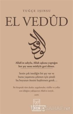 El Vedud - Tuğçe Işınsu | Yeni ve İkinci El Ucuz Kitabın Adresi