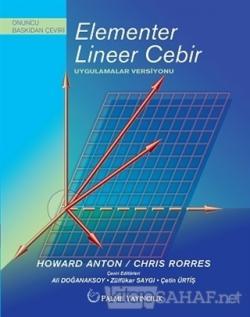 Elementer Lineer Cebir - Uygulamalar Versiyonu