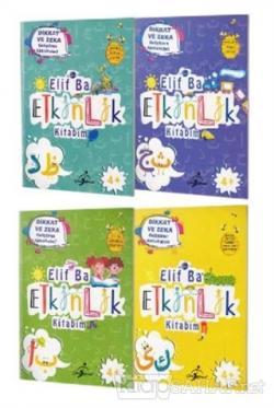 Elif Ba Etkinlik Kitabım Seti