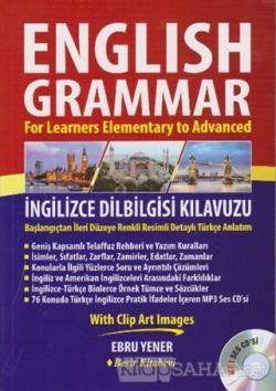 English Grammar-İngilizce Dilbilgisi Kılavuzu