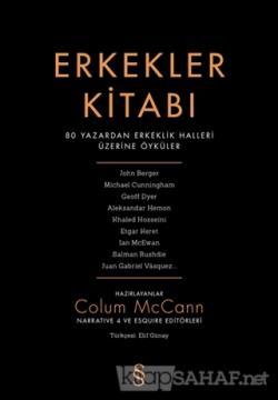 Erkekler Kitabı - Colum Mccann | Yeni ve İkinci El Ucuz Kitabın Adresi