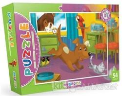 Evcil Hayvanlar - Puzzle (BF078)
