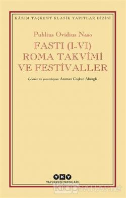 Fasti (1-4) Roma Takvimi ve Festival