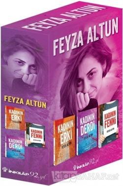 Feyza Altun Set (3 Kitap Takım) - Feyza Altun | Yeni ve İkinci El Ucuz