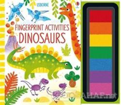 Fingerprirnts Activities - Dinosaurs