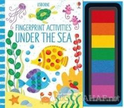 Fingerprirnts Activities - Under the Sea