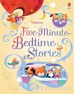 Five Minute Bedtime Stories (Ciltli)