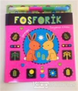 Fosforik - Orman Boyama Kitabı