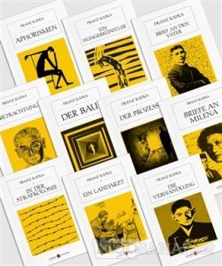 Franz Kafka Almanca Seti (10 Kitap Takım)