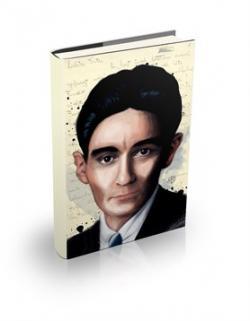 Franz Kafka Sert Kapaklı Defter