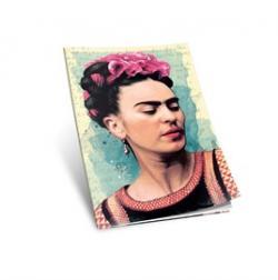 Frida Kahlo 2 Yumuşak Kapaklı Defter