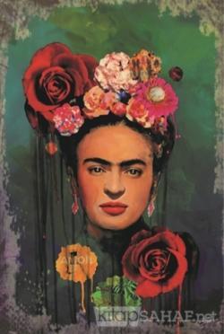 Frida Kahlo Yeşil Poster