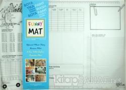 Funny Mat 1001 Çalışma Masam